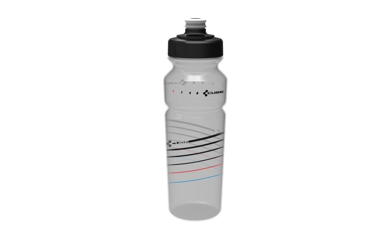 Фляга Cube ACTION TEAM BOTTLE 0,75L  translucent