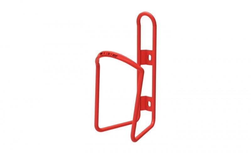 Флягодержатель Cube  HPA BOTTLE CAGE matt red