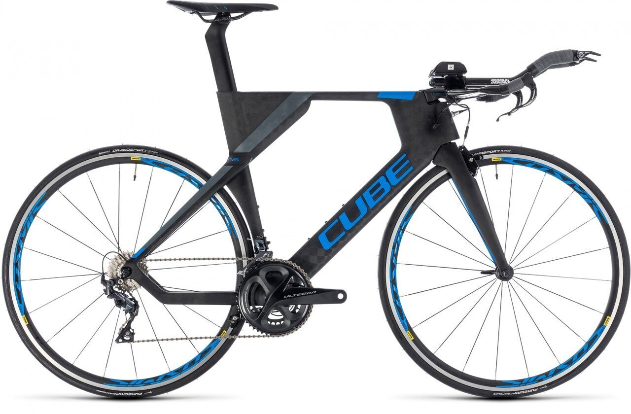 ВЕЛОСИПЕД CUBE AERIUM RACE CARBON / BLUE (2020)