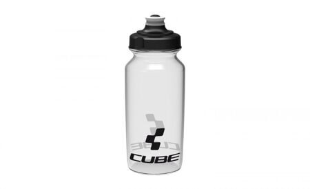 Фляга CUBE BOTTLE 0,5L ICON translucent