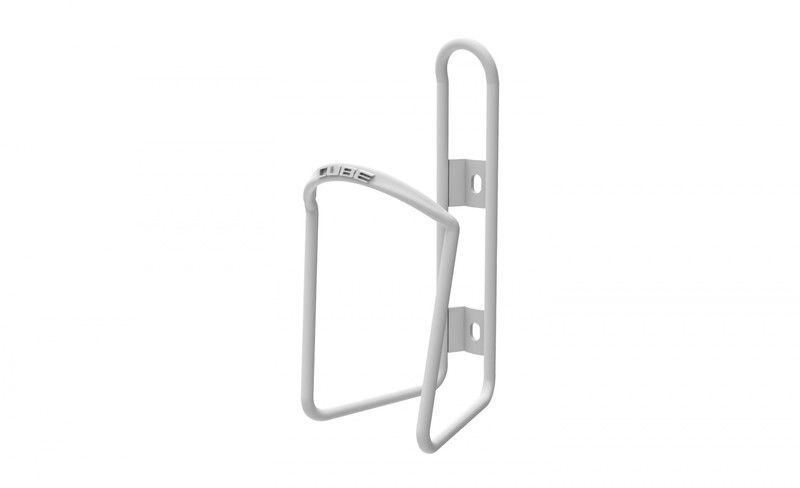 Флягодержатель Cube  HPA BOTTLE CAGE matt white