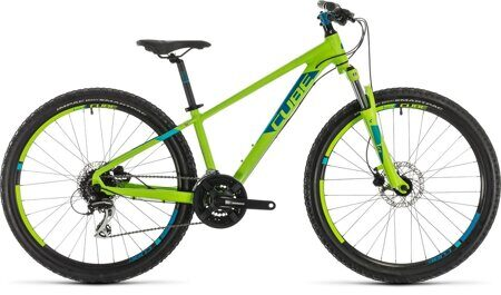 ВЕЛОСИПЕД CUBE ACID 260 DISC GREEN / BLUE (2020)